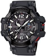 Casio - G-Shock Casio Gravity Master RAF men's ion-plated bracelet watch