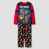Lego Boys' Nexo Knights Pajama Set - Black