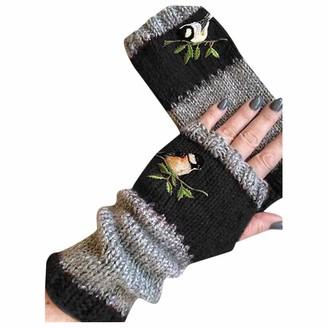 Skag Skang Fashion Women Girl Warm Winter Knit Gloves Winter Warm Gloves Winter Christmas Cycling Gifts Winter Fingerless Gloves