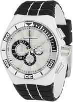 Technomarine Men's 112015 Cruise Locker Nylon Strap Dial Watch