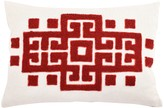 A&B Home 14 x 25 What You Love Embroidered Pillow - Set of 2