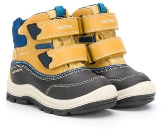Geox Kids Panelled Winter Boots