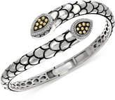 Effy Diamond Wrap Bracelet (1/4 ct. t.w.) in 18k Gold and Sterling Silver