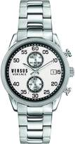 Versus By Versace Men's 'SHOREDITCH' Quartz Stainless Steel Casual Watch, Color:-Toned (Model: S66020016)