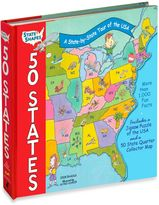 Bed Bath & Beyond State Shapes: 50 States by Erin McHugh