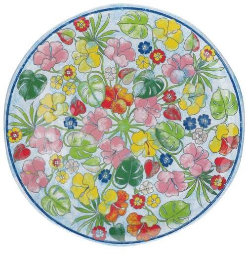 Forma House - Sea Life ALOHA Round Platter 42 Cm