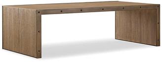 Lennox Coffee Table - Chai Brown - Brownstone Furniture