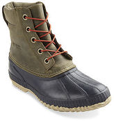 Sorel Cheyanne Duck Boots Casual Male XL Big & Tall