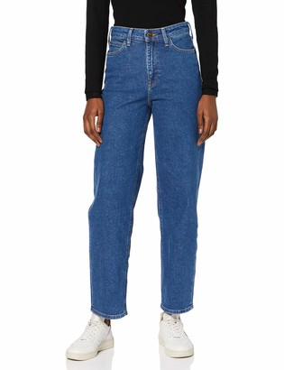 Lee womens 5 POCKET WIDE LEG Straight Straight Jeans