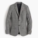 J.Crew Collection Ludlow blazer in glen plaid wool