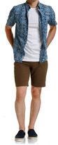 Sportscraft Short Sleeve Tapered Franklin Shirt