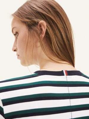 Tommy Hilfiger Essential Long Sleeve Stripe T-Shirt