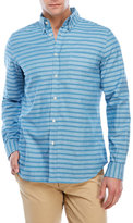 Steven Alan Classic Collegiate Striped Sport Shirt