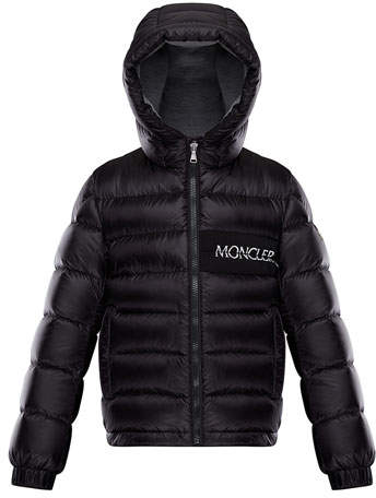 4eb255d16 Aiton Hooded Quilted Jacket, Size 8-14