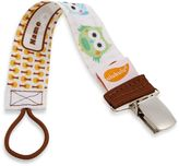 "ulubuluTM Personalized ""Oliver"" Pacifier Clip"