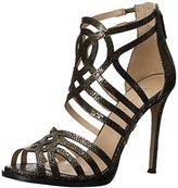 Nine West Women's Hartthrob Metallic Heeled Sandal