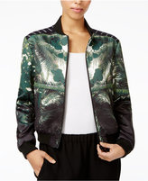 Rachel Roy Printed Bomber Jacket, Only at Macy's