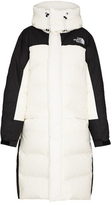 The North Face Two-Tone Hooded Padded Coat