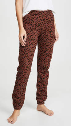 Les Girls Les Boys Brushbacks Slim Track Pants