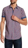 Robert Graham Criterion Short Sleeve Classic Fit Shirt