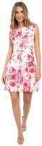 Christin Michaels Penny Floral Dress