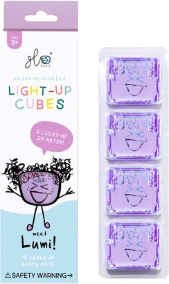 Glo Pals Lumi Water Activated Light-Up Sensory Cubes