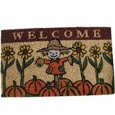 Asstd National Brand Scarecrow Rectangular Doormat