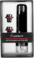 Metrokane Barware, Rabbit Electric Wine Preserver