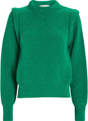 LES COYOTES DE PARIS Norah Mock Neck Sweater