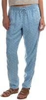 Foxcroft Dot Pants - TENCEL® (For Women)