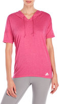 adidas Mix Mesh Hooded Cover-Up