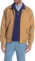 Weatherproof Vintage Mock Neck Bomber Jacket