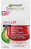 Garnier ; SKINACTIVE; Ultra-Lift®; Anti-Wrinkle Firming Night Cr...