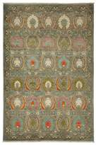 "Solo Rugs Suzani Collection Oriental Rug, 6'1"" x 9'1"""