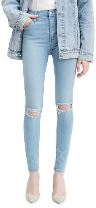 Levi's 720 High-Rise Super Skinny Ontario Jeans