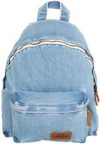 Eastpak 24l Padded Cotton Denim Backpack