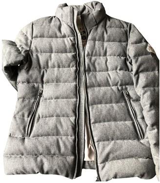 Pyrenex \N Grey Coat for Women