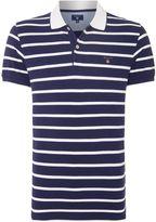 Gant Breton Stripe Short-sleeve Polo-shirt
