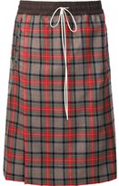 Fear Of God plaid kilt - men - Silk/Wool - S