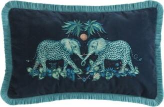 Emma J Shipley Zambezi Boudoir Cushion (30Cm X 50Cm)