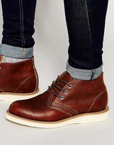 Red Wing Leather Chukka Boots