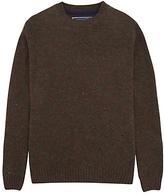 Joules Inglenook Flecked Wool Jumper