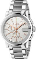 Gucci G-Chrono, quartz chronograph, 44mm