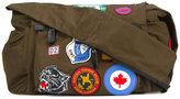 DSQUARED2 patch shoulder bag