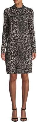 Vero Moda Malena Leopard-Print Dress