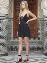 The Jetset Diaries Basilica Slip Dress in Black