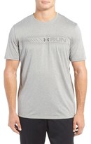 Under Armour Run Graphic Performance T-Shirt