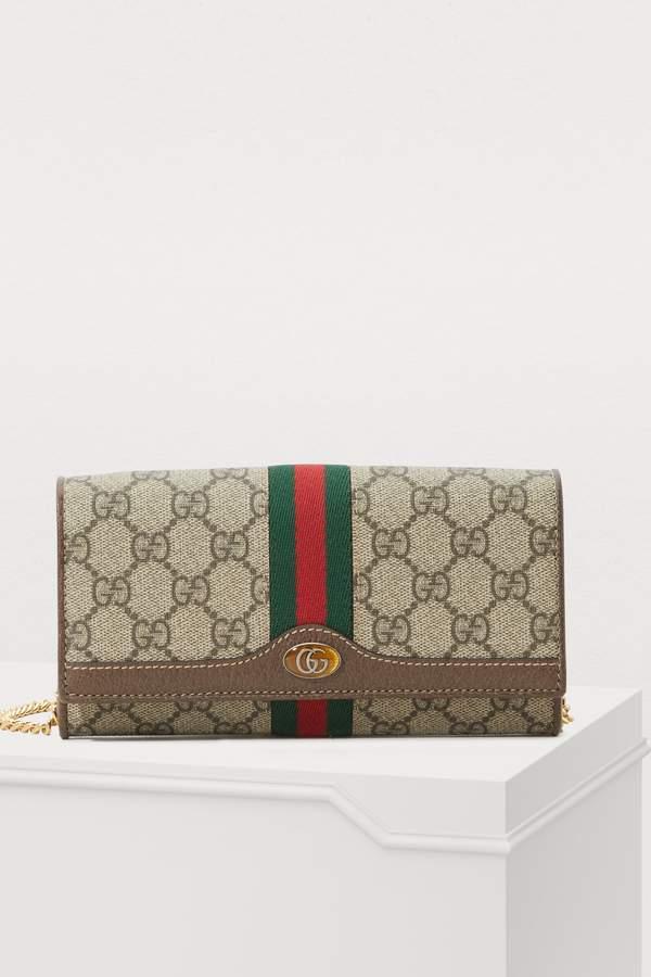 26e96494e266de Gucci Beige Women's Wallets - ShopStyle