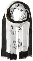 Kate Spade New Resolutions Oblong Scarf