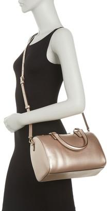 DKNY Medium Leather Satchel Bag
